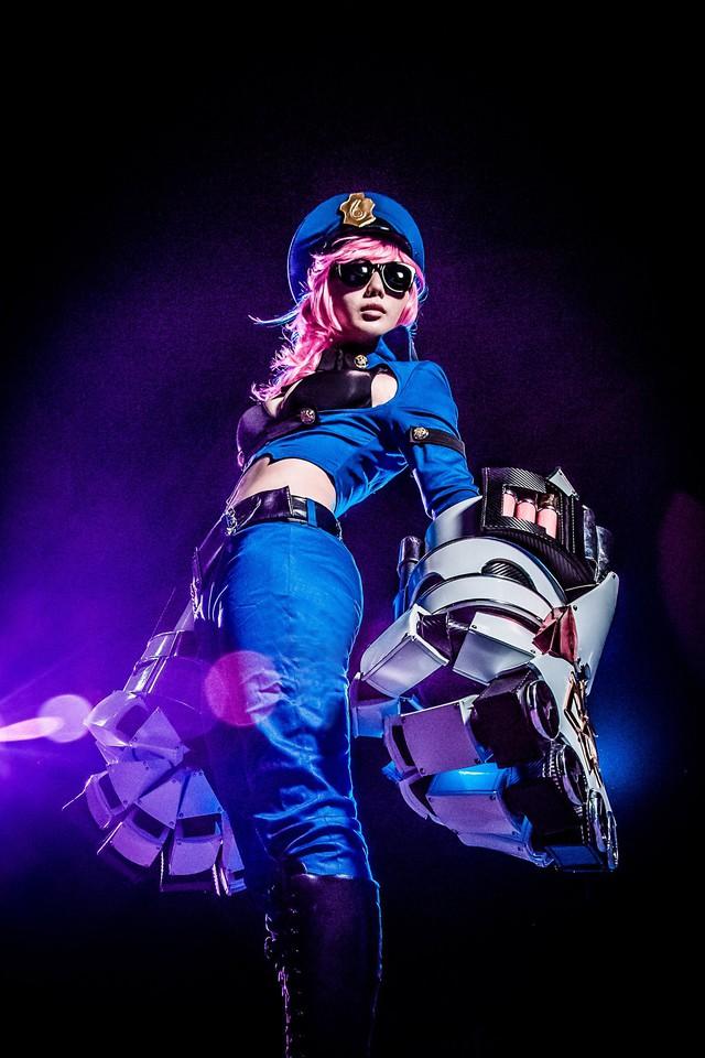 Mướt mát đầu tuần với bộ ảnh cosplay Vi bức tử vòng 1, càng ngỡ ngàng khi biết quá trình hoàn thiện phía sau - Ảnh 7.