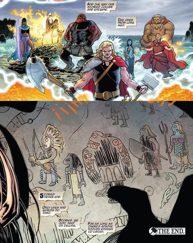 Marvel hé lộ thêm hai đội Avengers nữa, đến từ quá khứ và tương lai xa - Ảnh 7.