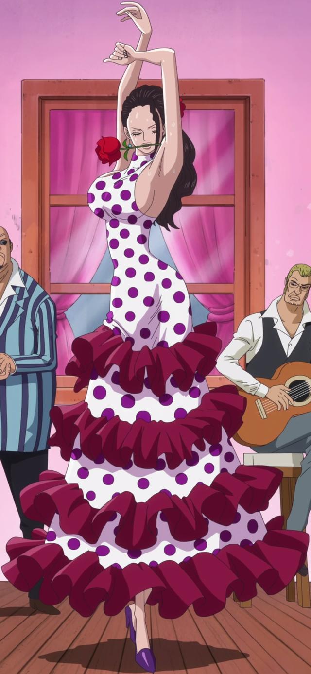 One Piece: Tìm hiểu về Viola, cô gái xinh đẹp vì đại nghĩa quên thân, chịu cảnh nằm vùng dưới trướng Doflamingo - Ảnh 2.