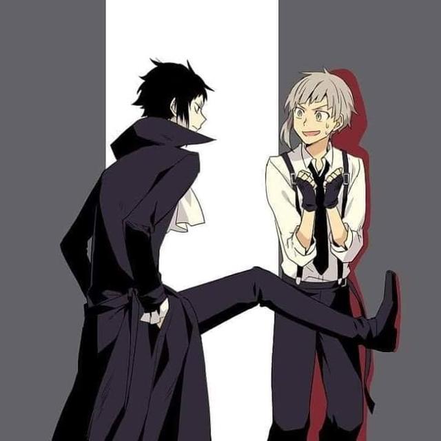 Các nhân vật anime rủ nhau bắt trend Người Nhện bám dính trên tường vô cùng hài hước - Ảnh 14.