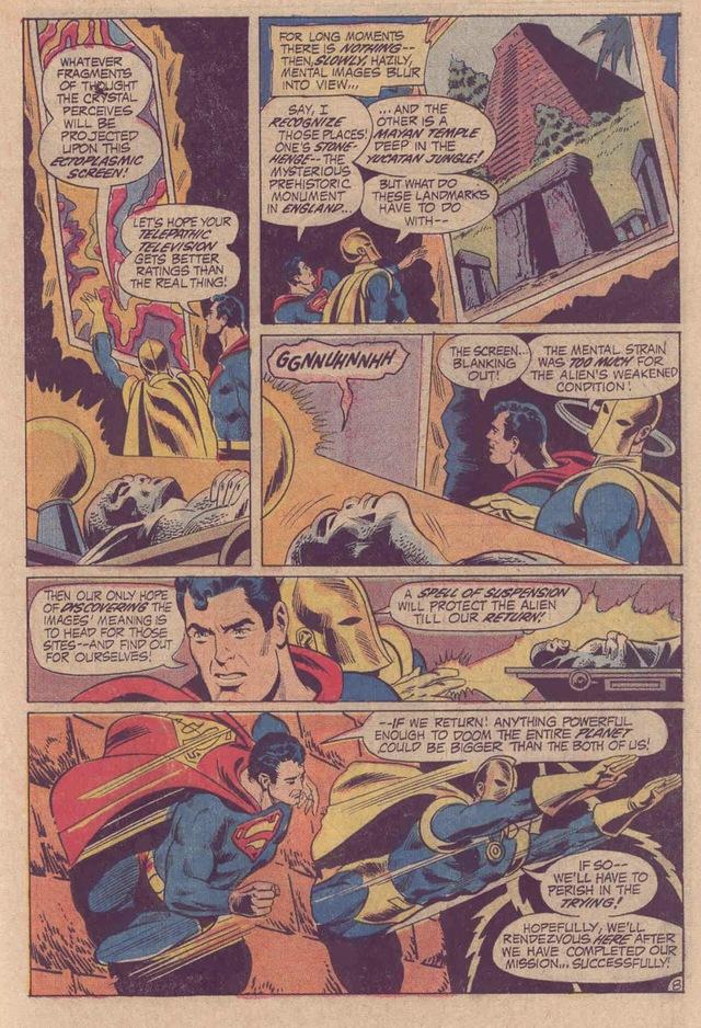 Superman sẽ tìm đến Doctor Fate để làm bài test về sức chịu đựng ma thuật - Ảnh 4.