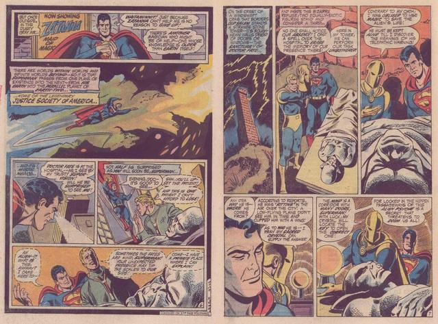 Superman sẽ tìm đến Doctor Fate để làm bài test về sức chịu đựng ma thuật - Ảnh 3.