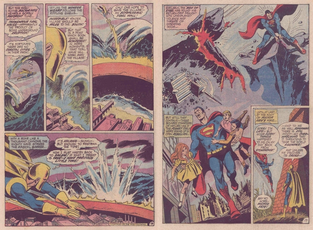 Superman sẽ tìm đến Doctor Fate để làm bài test về sức chịu đựng ma thuật - Ảnh 6.