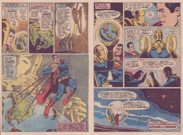 Superman sẽ tìm đến Doctor Fate để làm bài test về sức chịu đựng ma thuật - Ảnh 8.
