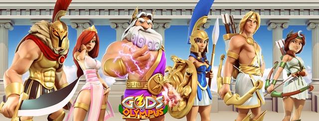 6 game thần thoại phương Tây hấp dẫn trên mobile, đủ mọi thể loại để đổi gió nếu quá ngán tiên - kiếm hiệp - Ảnh 7.