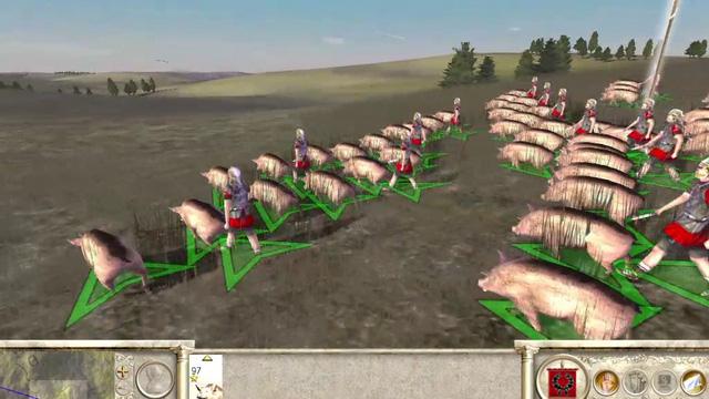Người La Mã từng dùng lợn lửa để chiến đấu? - Ảnh 7.