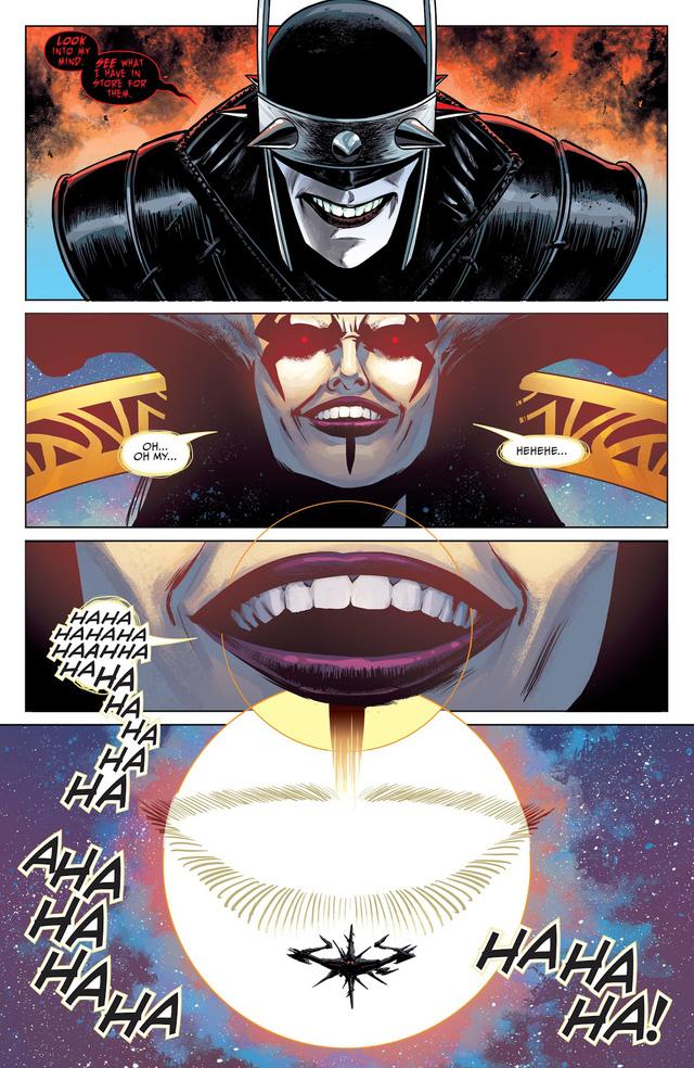 Batman Who Laughs sẽ tìm cách chiếm lấy quyền năng Dr. Manhattan của Flash - Ảnh 5.
