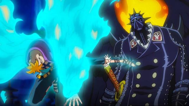 One Piece: 4 lý do cho thấy Marco là đối thủ hoàn hảo của King, liệu Phượng Hoàng có bón hành được Khủng Long? - Ảnh 1.