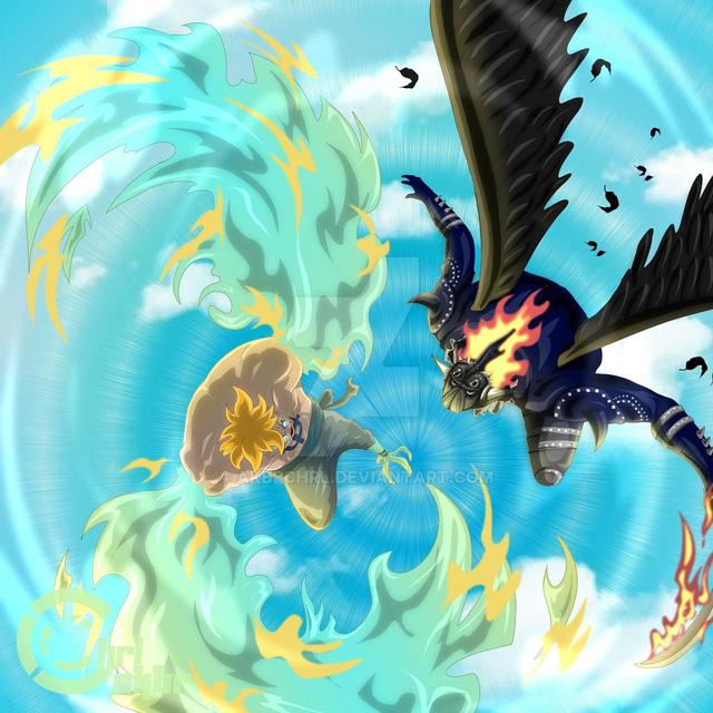 One Piece: 4 lý do cho thấy Marco là đối thủ hoàn hảo của King, liệu Phượng Hoàng có bón hành được Khủng Long? - Ảnh 2.