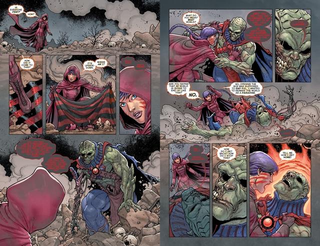Owlman lật kèo, gia nhập quân đoàn Đa vũ trụ DC nhằm chống lại Perpetua - Ảnh 3.