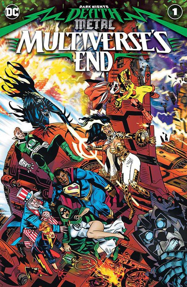 Owlman lật kèo, gia nhập quân đoàn Đa vũ trụ DC nhằm chống lại Perpetua - Ảnh 5.