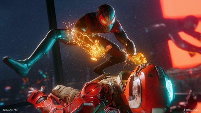 Spider-Man ra mắt phiên bản mới trên PS5, cho phép game thủ vào vai Người Nhện da màu - Ảnh 1.