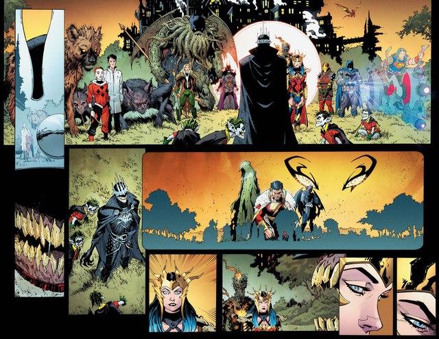 Batman Who Laughs sẽ tìm cách chiếm lấy quyền năng Dr. Manhattan của Flash - Ảnh 1.