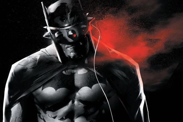 Batman Who Laughs sẽ tìm cách chiếm lấy quyền năng Dr. Manhattan của Flash - Ảnh 4.
