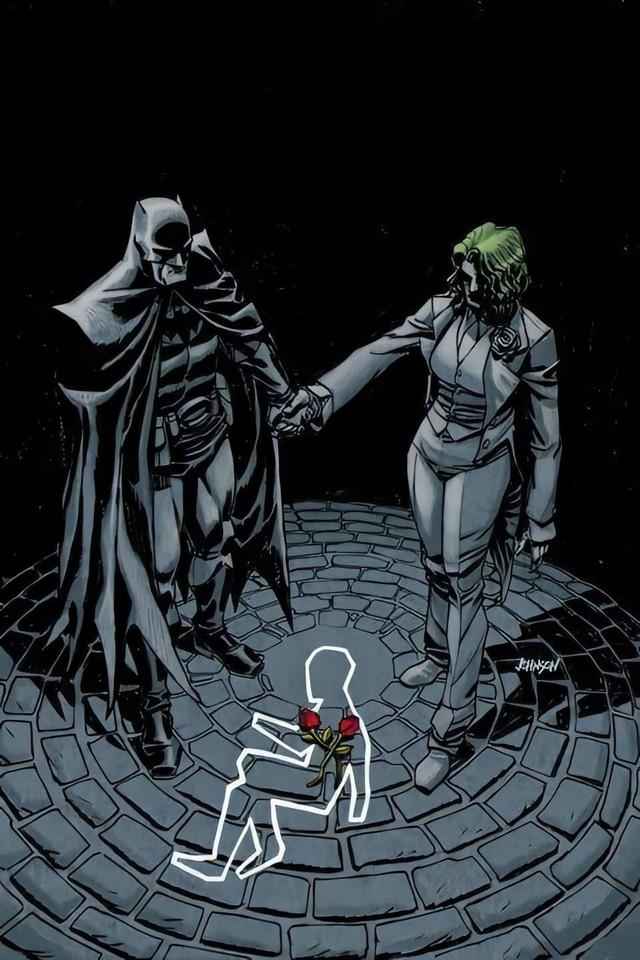 DC liên kết tuổi thơ của Batman với Joker trong bộ truyện mới - Ảnh 1.