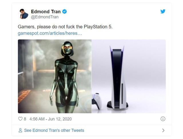 Sau khi ra mắt, PS5 trở thành meme hot nhất thế giới trong 24 giờ qua - Ảnh 5.