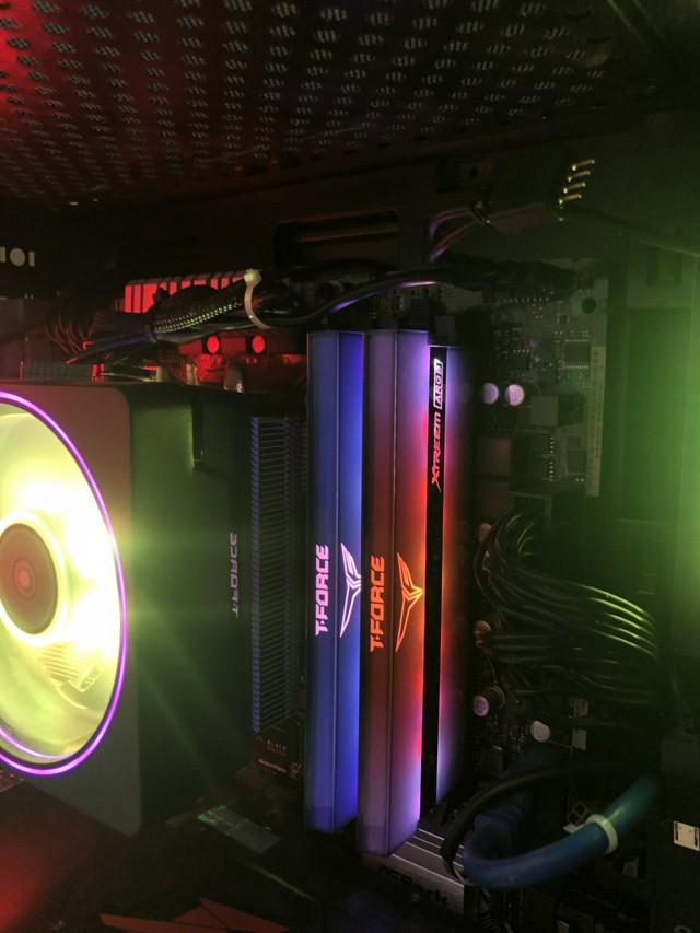 Đập hộp cặp RAM 16GB bus 3200Mhz siêu ngon, LED tràn viền: Xtreem ARGB - Ảnh 5.