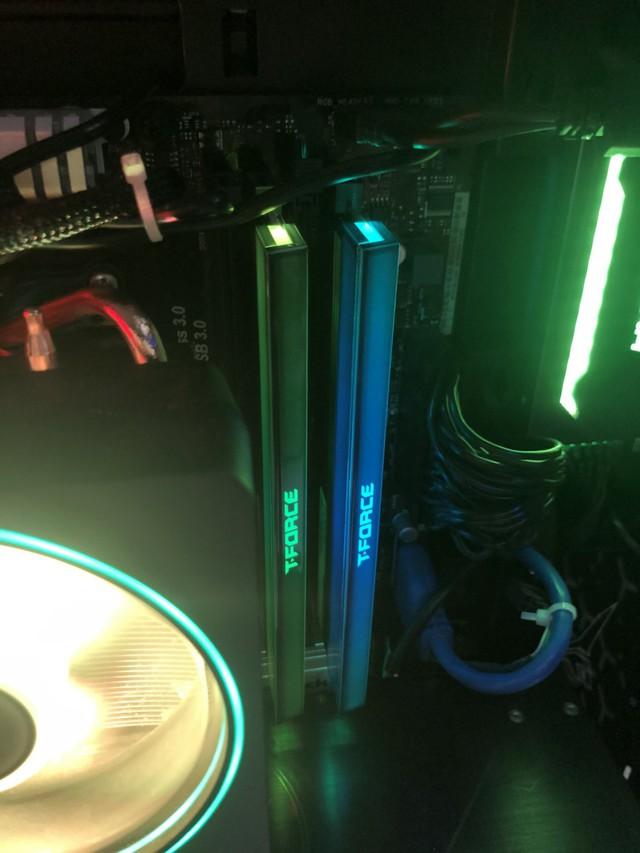 Đập hộp cặp RAM 16GB bus 3200Mhz siêu ngon, LED tràn viền: Xtreem ARGB - Ảnh 6.