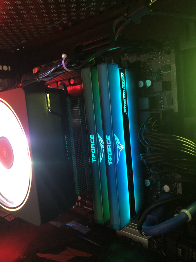 Đập hộp cặp RAM 16GB bus 3200Mhz siêu ngon, LED tràn viền: Xtreem ARGB - Ảnh 8.