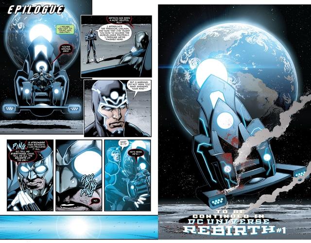 Owlman lật kèo, gia nhập quân đoàn Đa vũ trụ DC nhằm chống lại Perpetua - Ảnh 4.