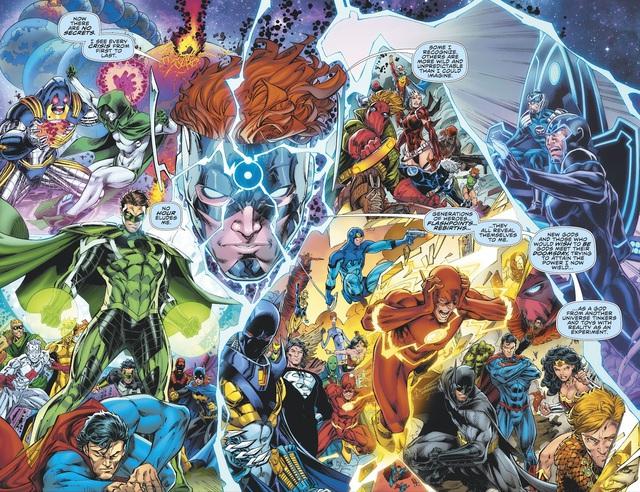Batman Who Laughs sẽ tìm cách chiếm lấy quyền năng Dr. Manhattan của Flash - Ảnh 2.