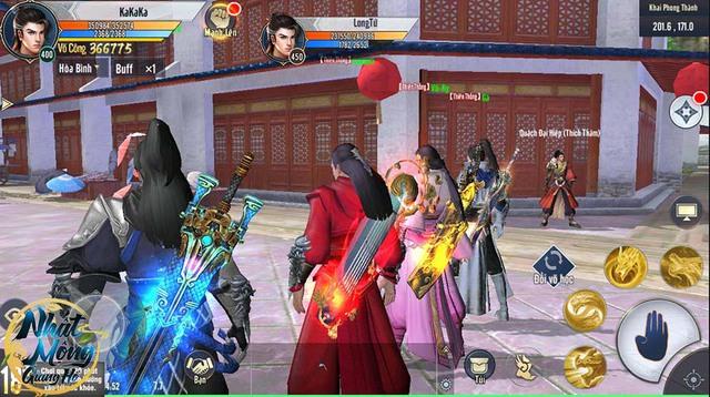 Nhất Mộng Giang Hồ dòng game online đời đầu, sở hữu lối chơi kinh điển đậm chất kiếm hiệp 07-15920193997871773599863