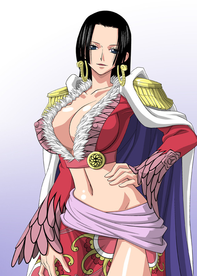One Piece: Tìm hiểu về Boa Hancock, người sẽ đến Wano để giúp đỡ Luffy và kiểm soát tình địch mới nhất Ulti - Ảnh 2.