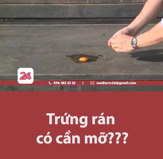Loạt bản tin VTV chống tối cổ cực mạnh: Có đủ các trend từ trứng rán cần mỡ, nhảy trên không đến chơi nối chữ - Ảnh 6.