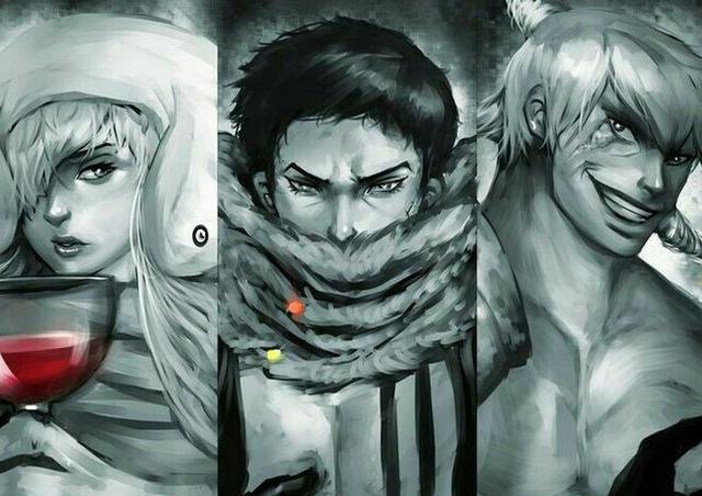 One Piece: Bộ 3 chỉ huy giữa 2 băng hải tặc Big Mom và Kaido đụng độ tại Wano, chiến thắng sẽ thuộc về ai? - Ảnh 3.