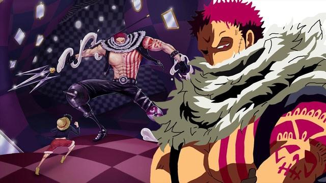 One Piece: Bộ 3 chỉ huy giữa 2 băng hải tặc Big Mom và Kaido đụng độ tại Wano, chiến thắng sẽ thuộc về ai? - Ảnh 4.