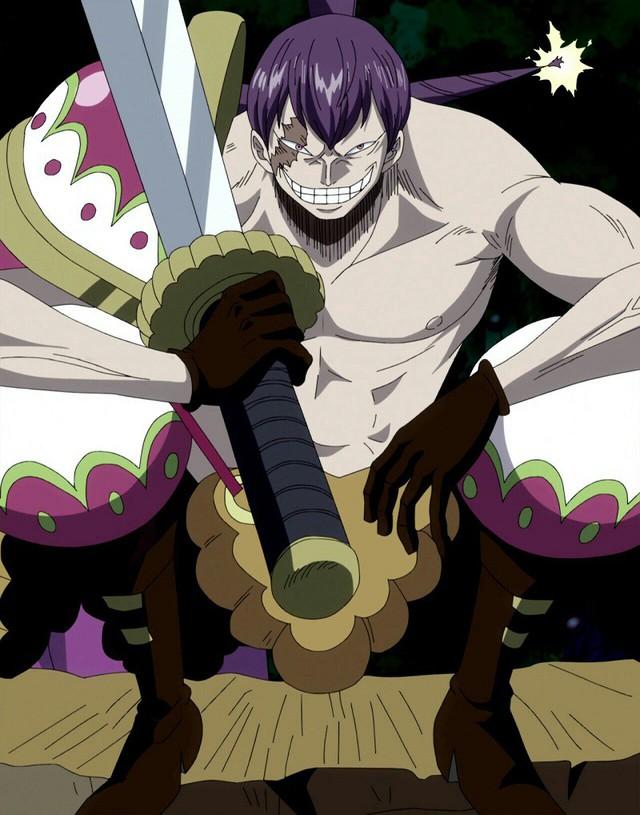 One Piece: Bộ 3 chỉ huy giữa 2 băng hải tặc Big Mom và Kaido đụng độ tại Wano, chiến thắng sẽ thuộc về ai? - Ảnh 9.