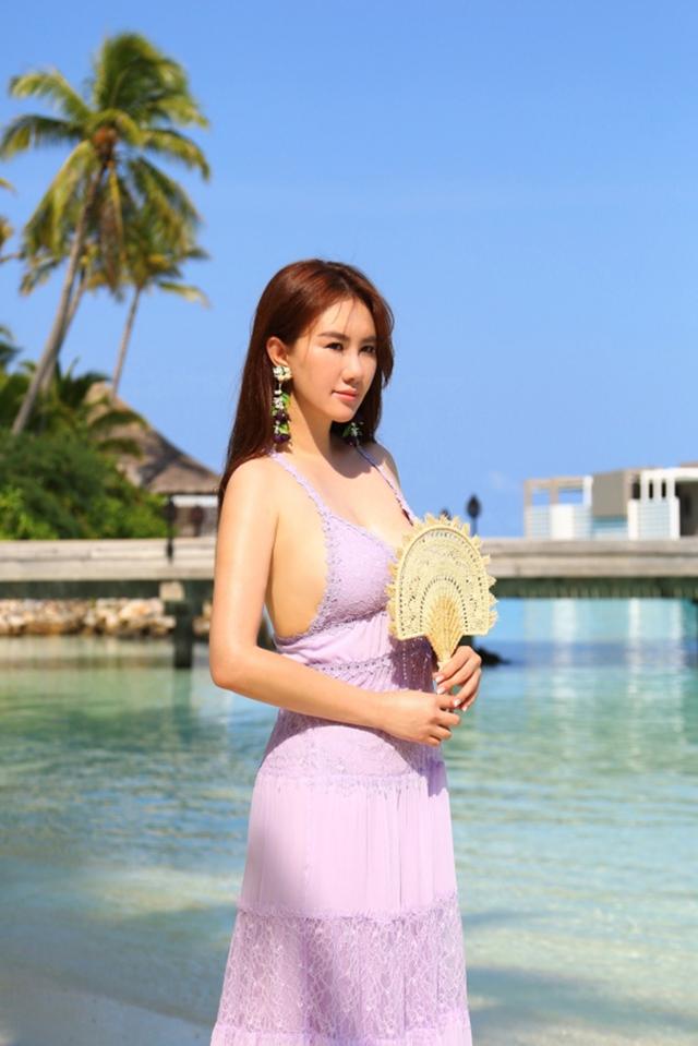 Ngắm vẻ đẹp mặn mà của cô đào từng được Trùm Playboy Hong Kong hết mực ưu ái - Ảnh 7.