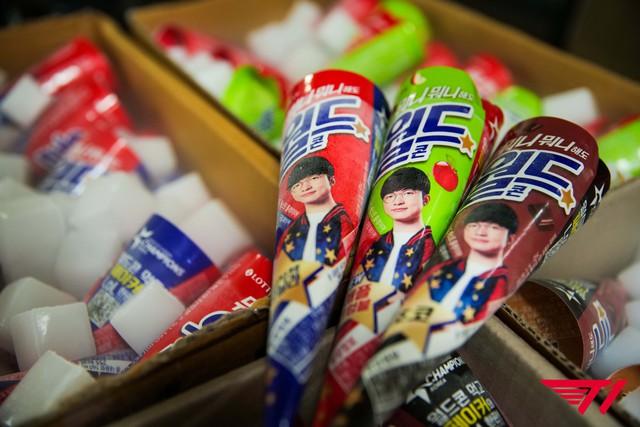 """Kem Lotte công bố doanh thu tháng 5 tăng 15% cùng kỳ, báo chí Hàn tung hô đây là """"hiệu ứng Faker"""" - Ảnh 2."""