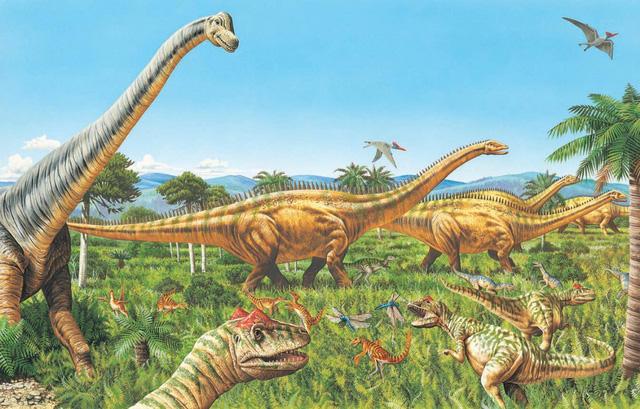 Top 5 điều thú vị mà có thể bạn chưa biết về khủng long Sauropod - Ảnh 4.
