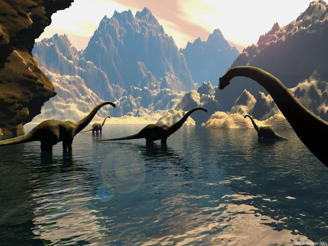 Top 5 điều thú vị mà có thể bạn chưa biết về khủng long Sauropod - Ảnh 5.