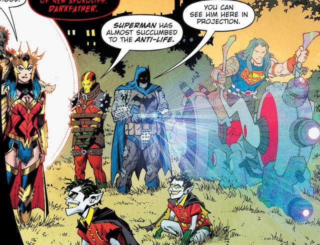 DC ra mắt bản đồ Metalverse - vũ trụ DC mới trong sự kiện DARK NIGHTS: DEATH METAL - Ảnh 8.