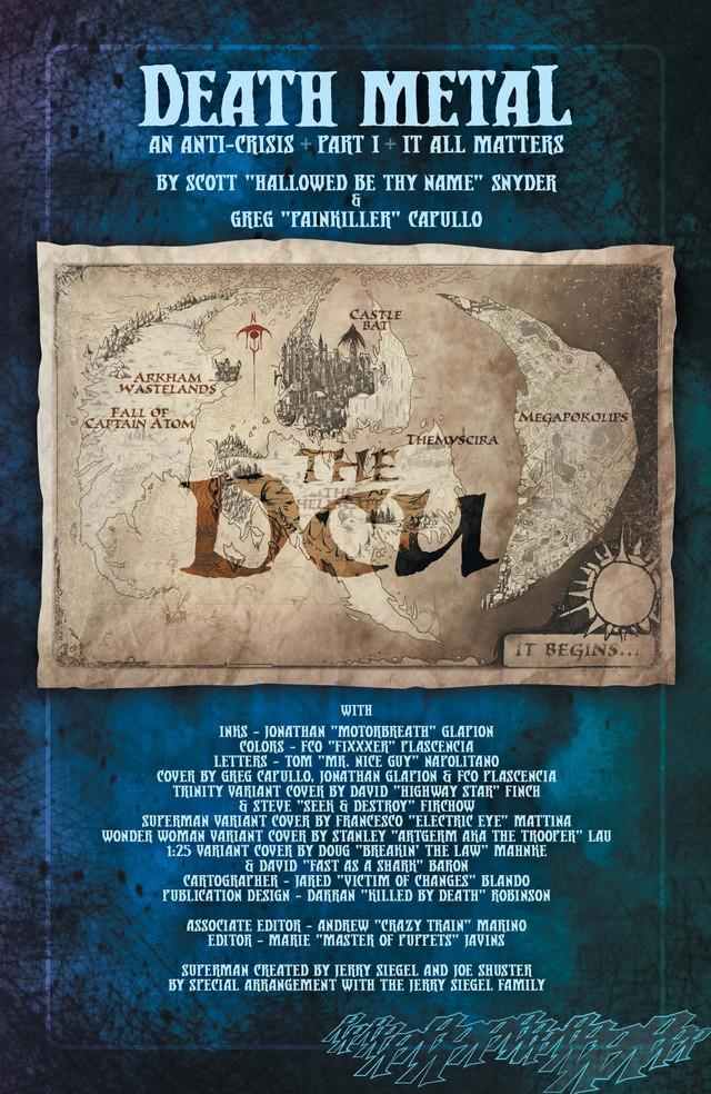 DC ra mắt bản đồ Metalverse - vũ trụ DC mới trong sự kiện DARK NIGHTS: DEATH METAL - Ảnh 2.