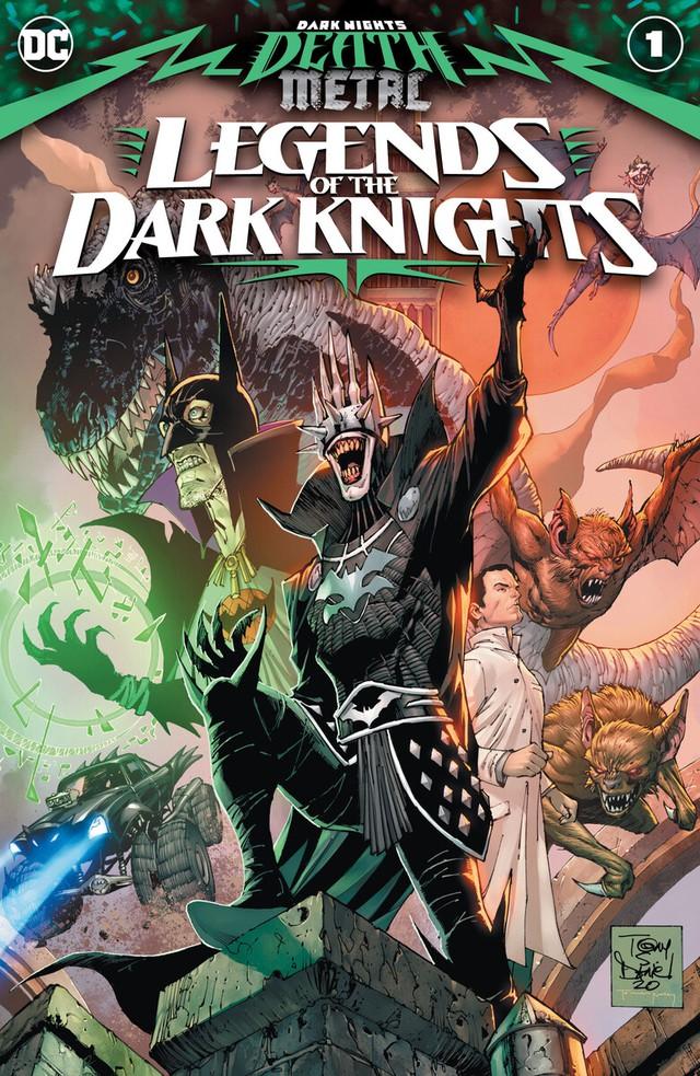 DC ra mắt bản đồ Metalverse - vũ trụ DC mới trong sự kiện DARK NIGHTS: DEATH METAL - Ảnh 1.