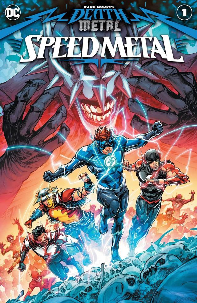 DC ra mắt bản đồ Metalverse - vũ trụ DC mới trong sự kiện DARK NIGHTS: DEATH METAL - Ảnh 4.
