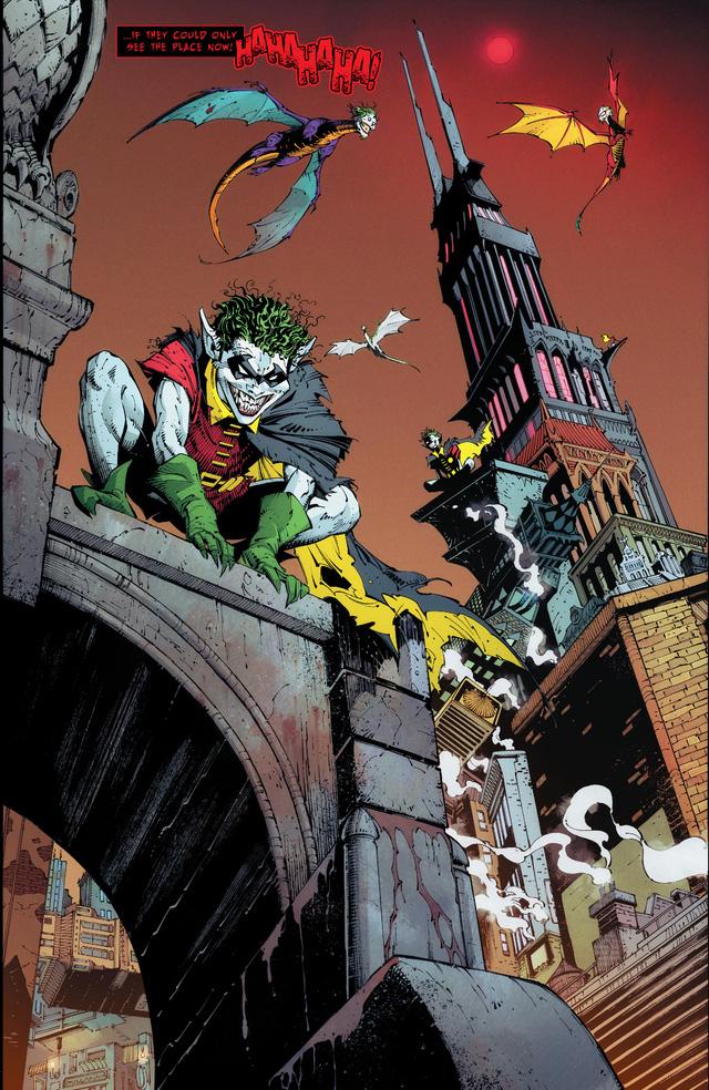 DC ra mắt bản đồ Metalverse - vũ trụ DC mới trong sự kiện DARK NIGHTS: DEATH METAL - Ảnh 5.