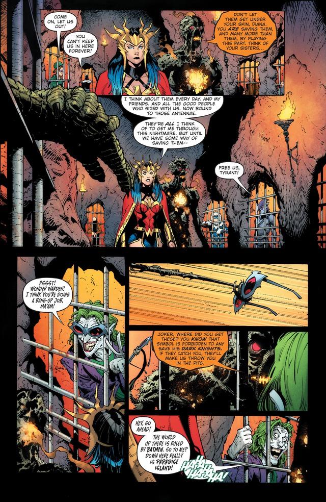 DC ra mắt bản đồ Metalverse - vũ trụ DC mới trong sự kiện DARK NIGHTS: DEATH METAL - Ảnh 7.