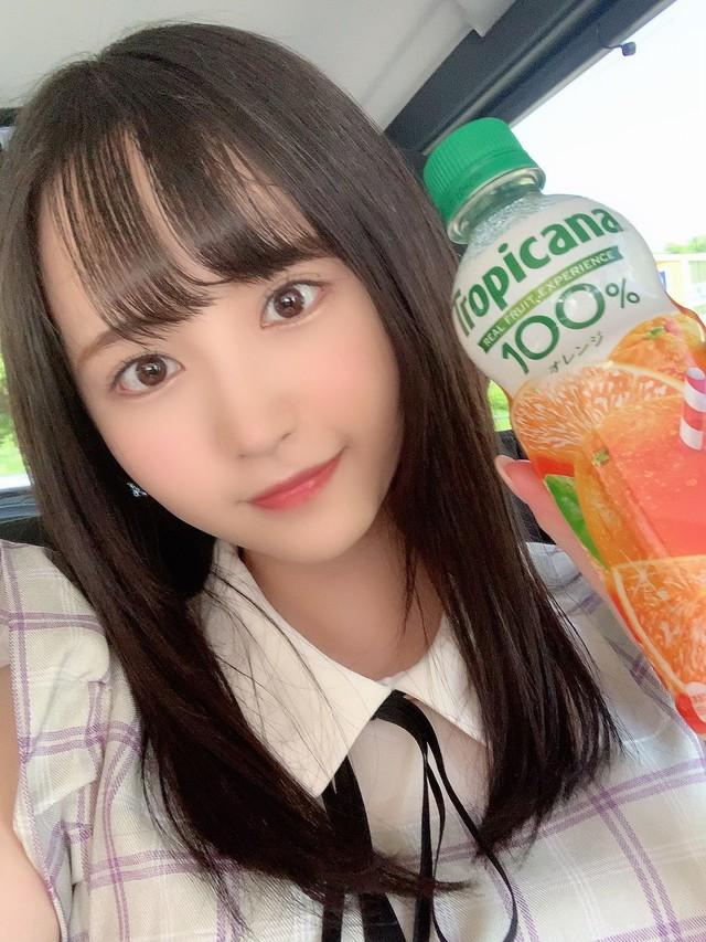 Ngắm nhan sắc trong trẻo của Rikka Ono, tiểu mỹ nữ sinh năm 2002 của làng phim 18+ Nhật Bản - Ảnh 13.