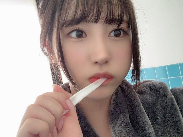 Ngắm nhan sắc trong trẻo của Rikka Ono, tiểu mỹ nữ sinh năm 2002 của làng phim 18+ Nhật Bản - Ảnh 16.