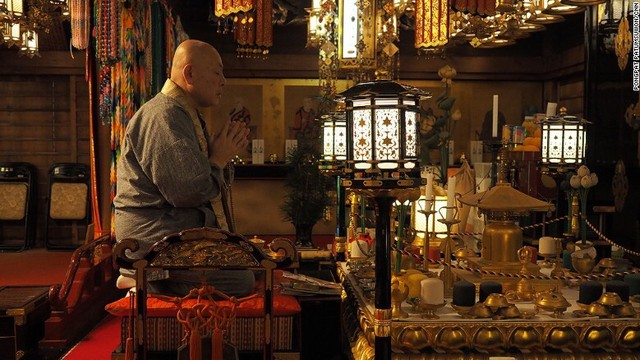Kỳ lạ ngôi chùa Nhật Bản tôn thờ bầu ngực phụ nữ, ẩn đằng sau là cả một câu chuyện cảm động - Ảnh 4.