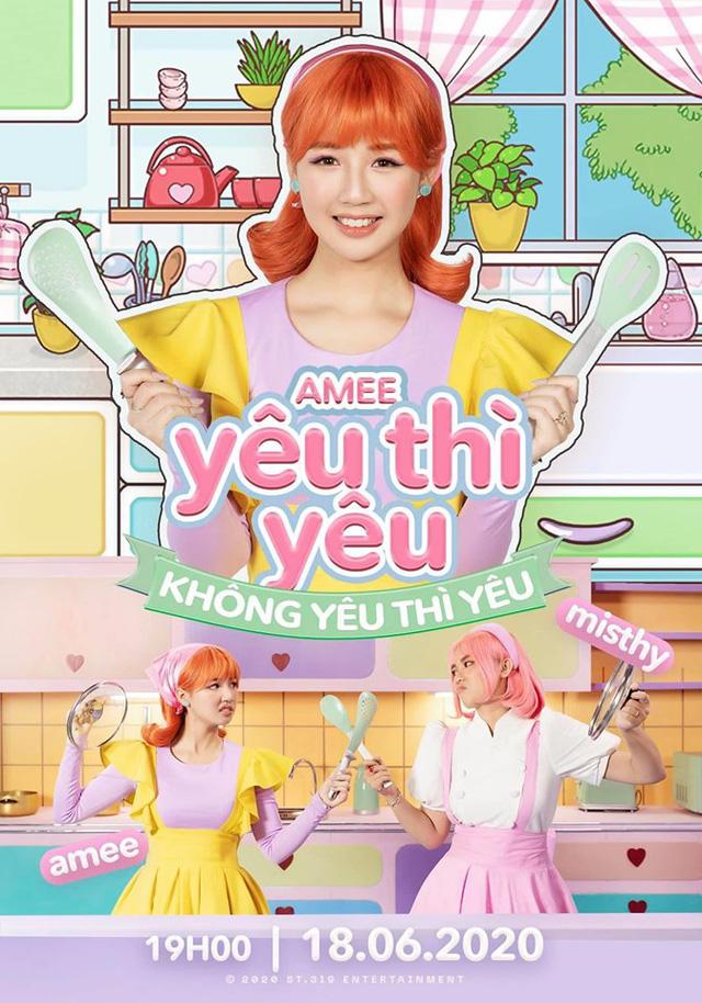 Nữ ca sĩ 10x Anh nhà ở đâu thế Amee bỏ tiền tỷ làm MV vì nghiện game - Ảnh 5.