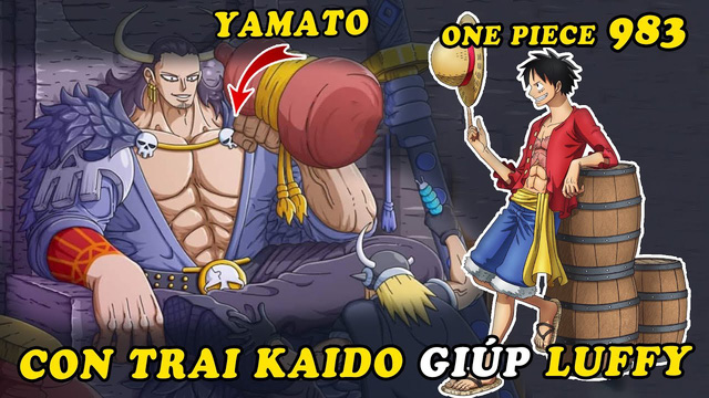 One Piece: Dù là con trai của Kaido nhưng Yamato lại là người kế thừa ý chí của Oden? - Ảnh 3.