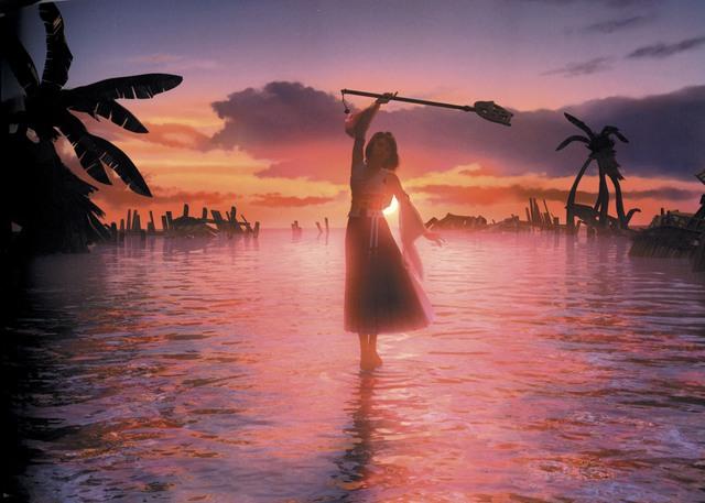 Loạt hình nền PC tuyệt đẹp về các nữ nhân vật game nóng bỏng - Ảnh 6.
