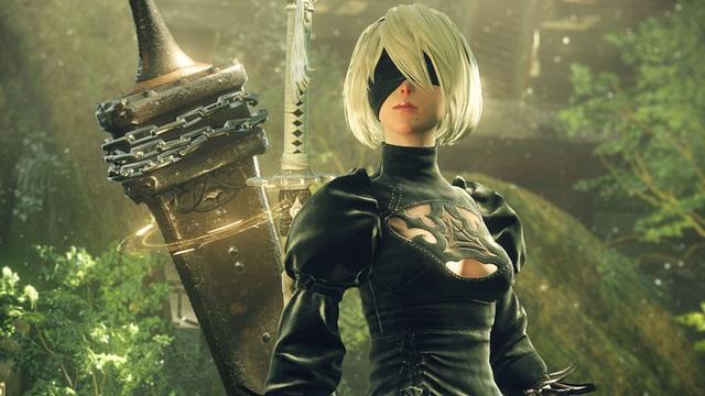 Loạt hình nền PC tuyệt đẹp về các nữ nhân vật game nóng bỏng - Ảnh 10.