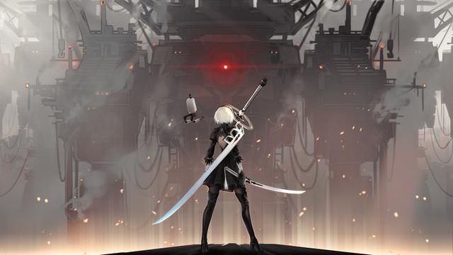 Loạt hình nền PC tuyệt đẹp về các nữ nhân vật game nóng bỏng - Ảnh 11.