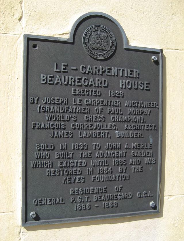 Khám phá thế giới: Ngôi nhà của Beauregard-Keyes, nơi bị đồn là chỗ hồn ma đánh nhau - Ảnh 6.